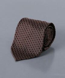 <FIORIO> 緹花 圓領領帶
