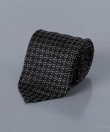 <FIORIO> 緹花 小圓點領帶