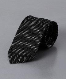 <FIORIO> 緹花細圓點領帶