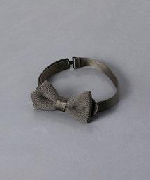 <FIORIO> 針織領結