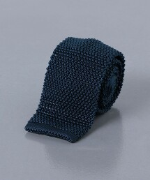 <UNITED ARROWS> 針織領帶 義大利製
