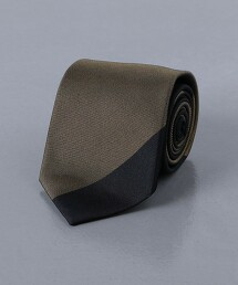<UNITED ARROWS>2色 英式條紋 領帶 日本製