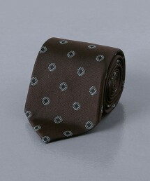 <UNITED ARROWS> 緹花織 領帶