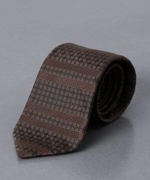 UADT 條紋圓點領帶