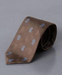 UADT 變形蟲 緹花織 領帶