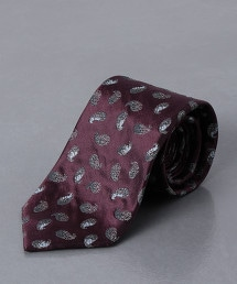 UADT IMP 陰影 變形蟲 緹花織 領帶