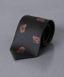UADT IMP 變形蟲 緹花織 領帶