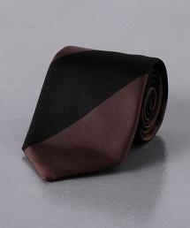 <UNITED ARROWS> 2色 斜紋領帶
