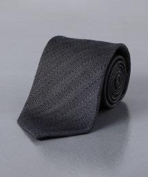 <UNITED ARROWS> 人字呢領帶