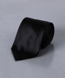 <SOVEREIGN> 色丁布 素色領帶