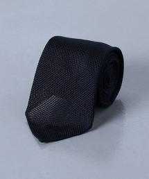 <UNITED ARROWS> 3摺 素色領帶
