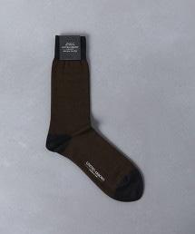<UNITED ARROWS> 橫條紋長襪