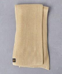 <BATONER>【特別訂製】畔編短版圍巾 日本製