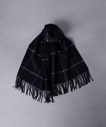 <UNITED ARROWS> 窗格紋 圍巾
