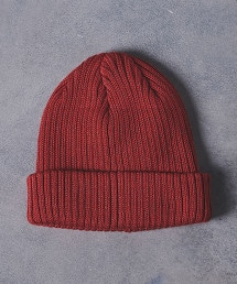 <KIJIMA TAKAYUKI> WO/CT KNIT CAP