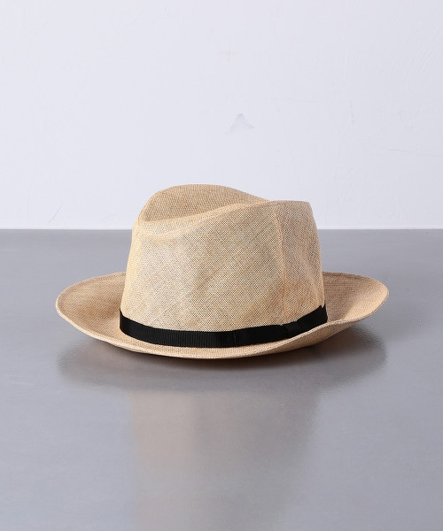 <KIJIMA TAKAYUKI> 紙纖維帽