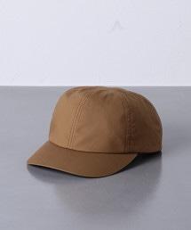 <UNITED ARROWS> 高密度織 短沿帽