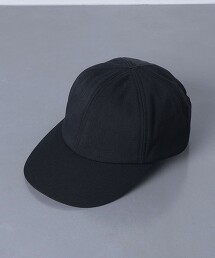 <UNITED ARROWS> 尼龍 緹花 棒球帽 日本製