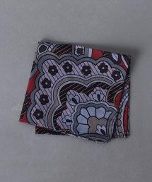 <ANDREA MOLINELLI> 變形蟲 口袋巾