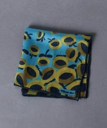 <FIORIO>花朵口袋巾