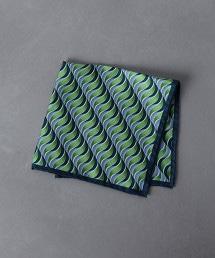 <FIORIO> 波浪口袋巾