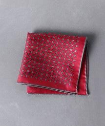 <STEFANO BIGI> 小紋 方巾