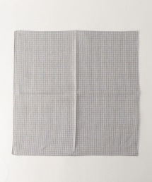 UDBS 彩色格紋口袋巾