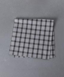 UADB 格紋 手巾