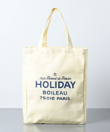 <HOLIDAY BOILEAU>  THE TOTE BAG 托特包