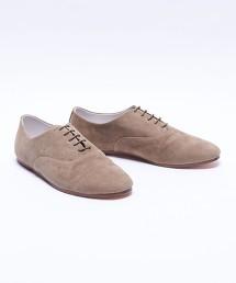 BY 柔軟Plain Toe皮鞋