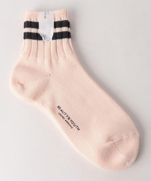 BY 雙重線 襪子