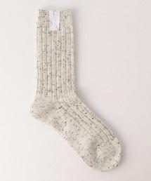 BY 彩色粒結 中筒襪