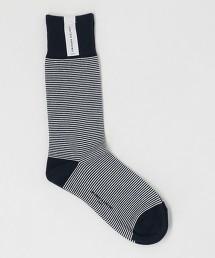 UA 橫條紋標準長襪 日本製