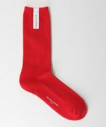 BY 素色拉絨 長襪 日本製