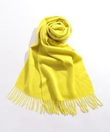 BY 素色 喀什米爾 圍巾