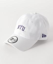 <NEW ERA> 9THIRTY NYU WHITE/棒球帽