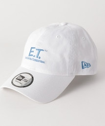 <NEW ERA> 9THIRTY ET WHITE/棒球帽