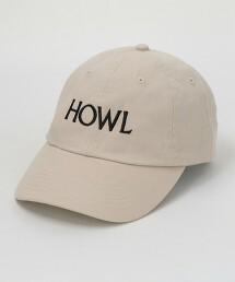 <CITYLIGHTS> HOWL CAP/棒球帽