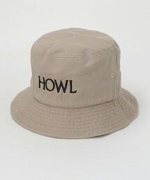 <CITYLIGHTS> HOWL BUCKET/水桶帽