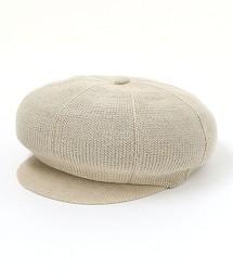 <Racal> KNIT CASQUETTE/貝雷帽 日本製