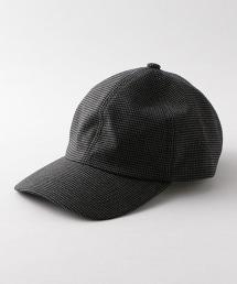 BY 射擊俱樂部格紋 灰色 6P 棒球帽