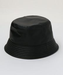 BY 仿皮 UNIVERSAL 水桶帽