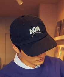 【WEB限定】 <AOR/Adult Oriented Records>×<info. BEAUTY&YOUTH> 6分割帽