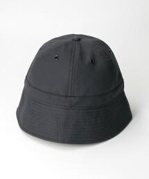 BY 棱紋細織布 鐘型帽