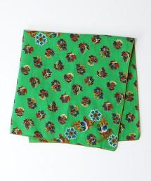 <BOHEMIANS> ARLES FLOWER/口袋巾 日本製