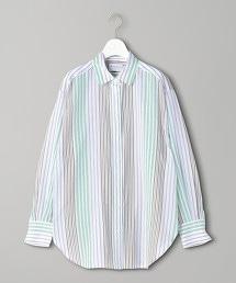 UWSC 多直條紋寬版襯衫