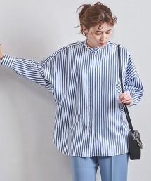 UWMSC 直條紋 寬版襯衫