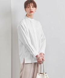 UBC 小褶邊 襯衫 日本製