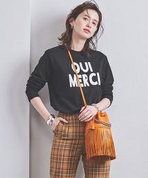 <m's braque> MERCI T恤 -united LOVE project 20201†