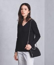 ○UBBT C/SI FULL/N V領針織衫